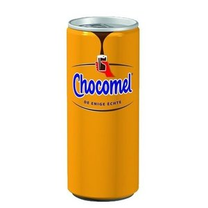 Nutricia chocomel 24x25cl blik