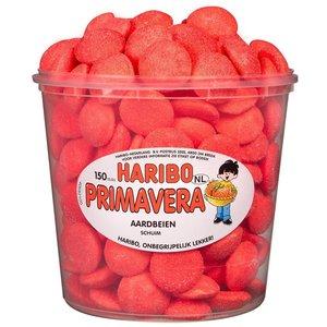 Haribo silo x150 primavera aardbeien