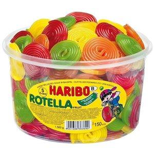 Haribo silo x150 rotella jojo's fruit