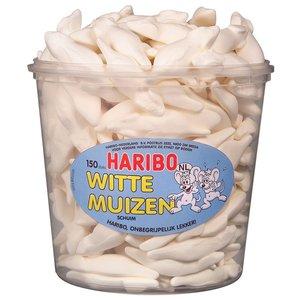 Haribo silo x150 witte muizen