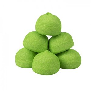 Spekbol 1kg groen (100x)