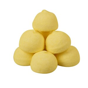 Spekbol 1kg geel (100x)