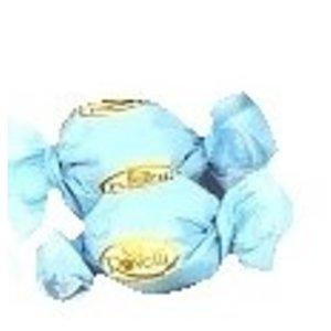 Rovelli chocolade bonbon bal 1kg blauw