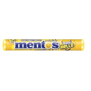 Mentos rol x40 bubble fresh this or that