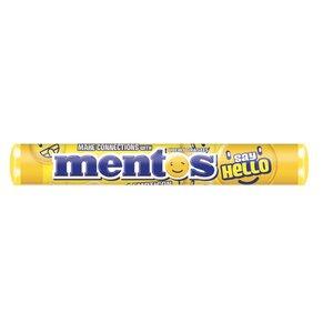 Mentos rol x40 say hello lemonade