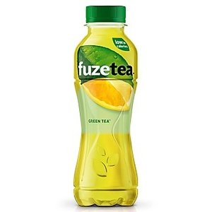 Fuze tea 12x40cl green