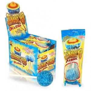 Jawbreakers on a stick x15 blue raspberry