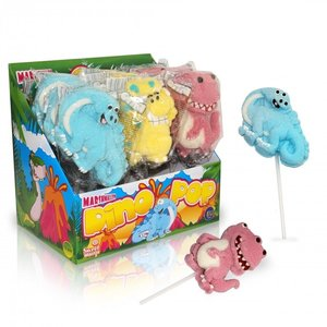 Kind spek dino lollypop x12