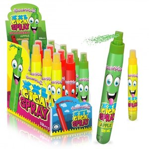 Kind giga XXL candy spray x12