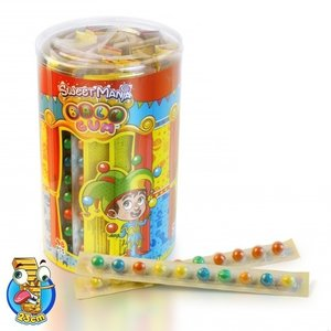 Ball gum strips x48