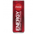 Coca Cola Coca cola blik 12x25cl energy
