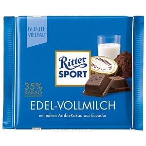 Rittersport 100gr melk
