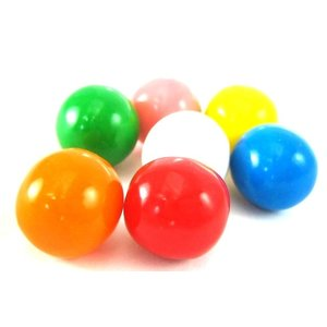 Kauwgomballen 32mm (100x 15gr)