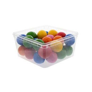 Kauwgomballen 47.5mm (28x 48.21gr)