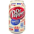Amerikaans blik 12x355ml dr. pepper vanilla float