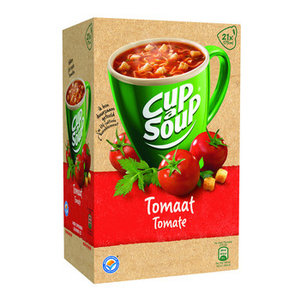 Cup A Soup 21x175ml tomaat