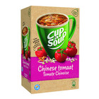 Cup A Soup 21x175ml chinese tomaat