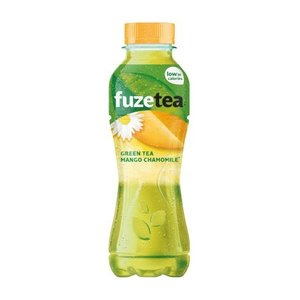 Fuze tea 12x40cl green mango