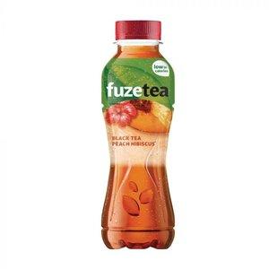 Fuze tea 12x40cl peach hibiscus