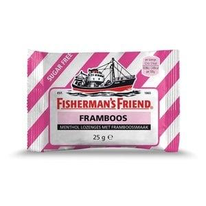 Fisherman's friend x24 framboos