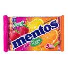 Mentos rol 18x5-pack fruit