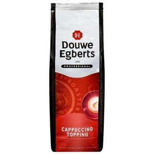 Douwe Egberts 1kg cappuccino topping