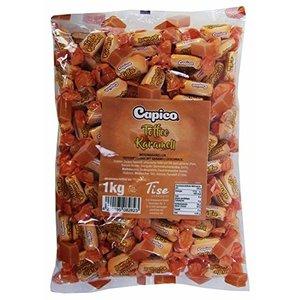 Melange caramel toffees 1kg