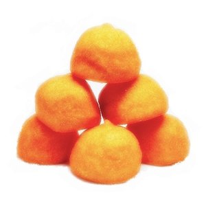 Spekbol 1kg oranje (110x9gr)