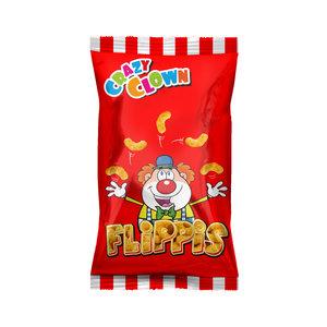 Carnaval (052) crazy clown chips flips x100