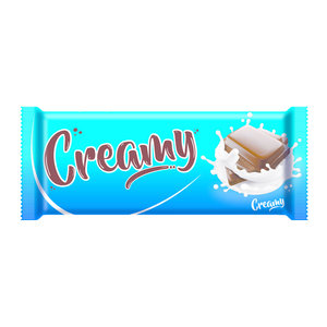 Carnaval (016) creamy chocolade tablet 90gr x30