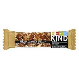 BeKind 12x40gr caramel almond & seasalt