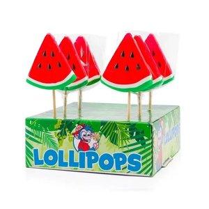 Kermis lolly watermeloen 24x50gr