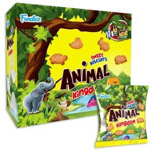 Carnaval (032) Animal biscuits zakje 17x15gr