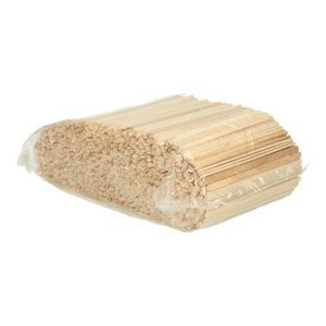 Disposable roerstaafje hout 14cm x1000