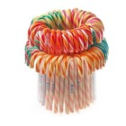 Candy cane 72x28gr 17cm fruitmix