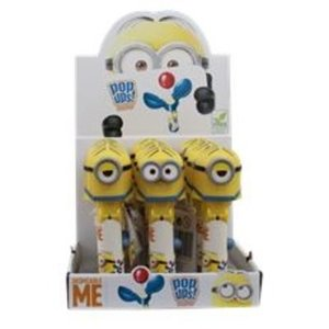 Kind pop up lolly x12 minions