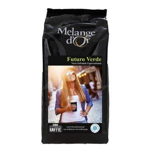 Melange d'or espresso bonen future verde 4x1kg