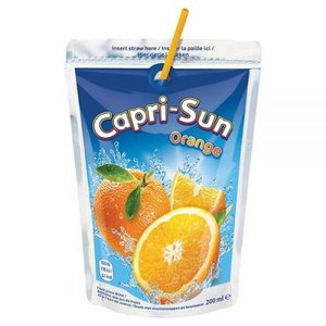 Capri-sun 40x20cl orange