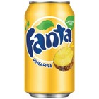 Amerikaans blik 12x355ml Fanta pineapple