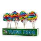 Felko Kermis lolly plush poo's x12