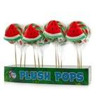 Kermis lolly plush watermeloen x12
