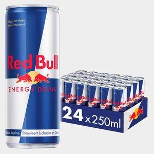 Red Bull 24x25cl blik single NL
