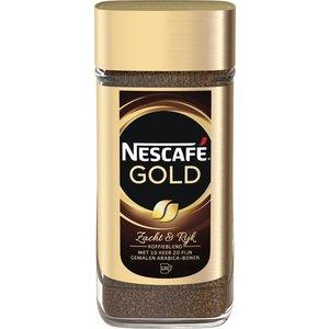 Nescafe gold oploskoffie 200gr