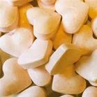 Love 1kg dextrose hartjes oranje 2gr