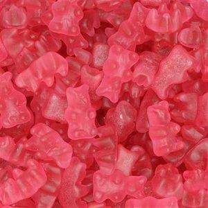 Schepsnoep 2,5 kg beertjes rood