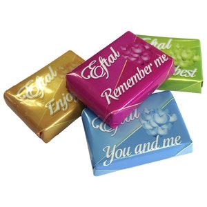 Mininaps chocolaatjes x150