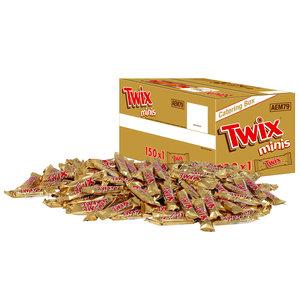 Twix minis 150x20gr