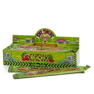 Dr. Sour 24x watermelon chew bar