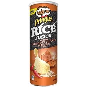Pringles 160gr Rice Indian tandori chicken