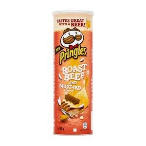 Pringles 165gr roastbeef & mustard